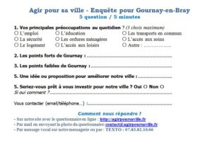 Enquête Gournay